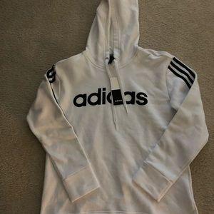Adidas ladies sweatshirt size M
